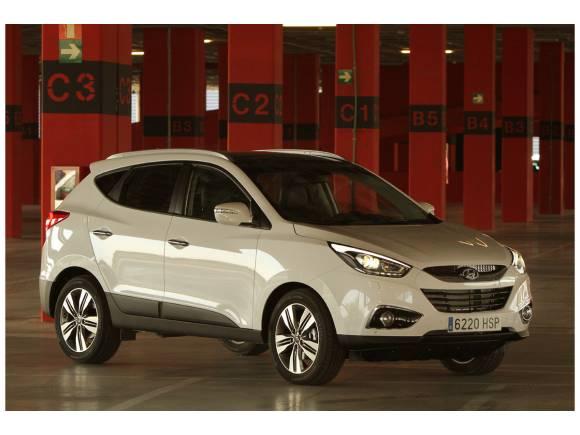 Nuevo Hyundai ix35 2013: el SUV compacto de Hyundai se actualiza