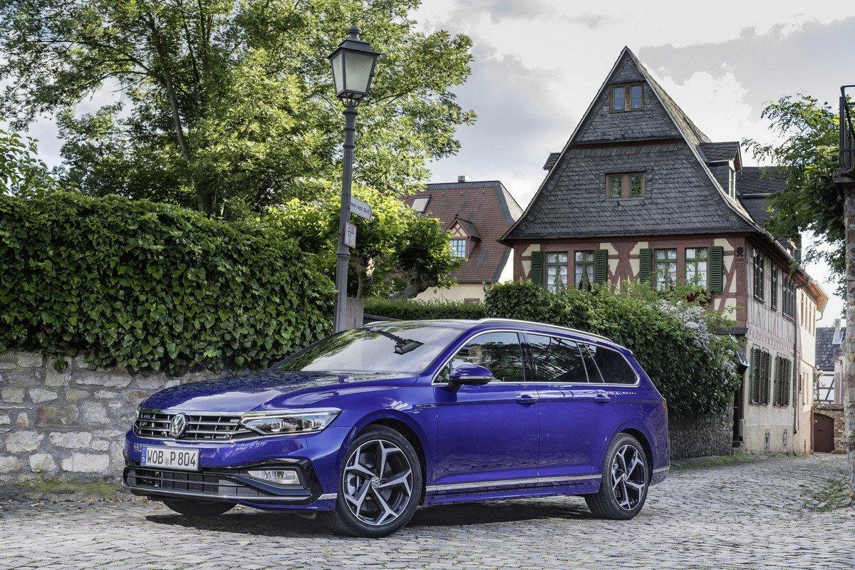 Precio y datos del nuevo Volkswagen Passat 2019
