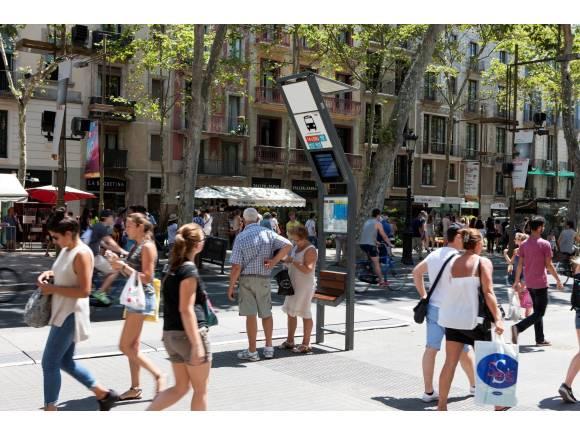 Capmar: la parada de autobús del futuro ya está aquí