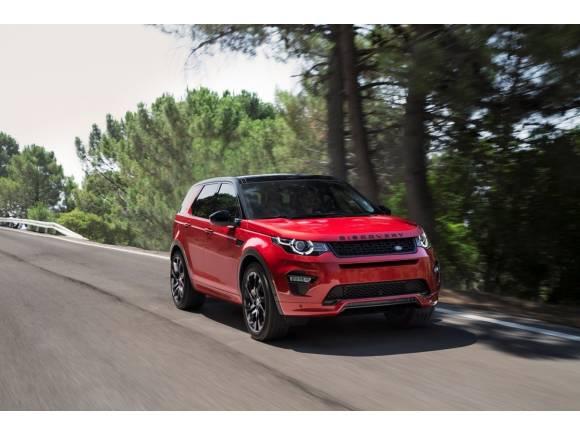 Discovery Sport: más seguridad para el SUV familiar de Land Rover