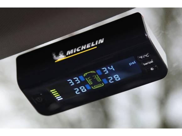Michelin TPMS: sistema de control de presión de neumáticos de última generación