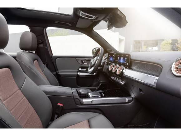Mercedes-Benz EQB: el nuevo SUV eléctrico familiar de siete plazas