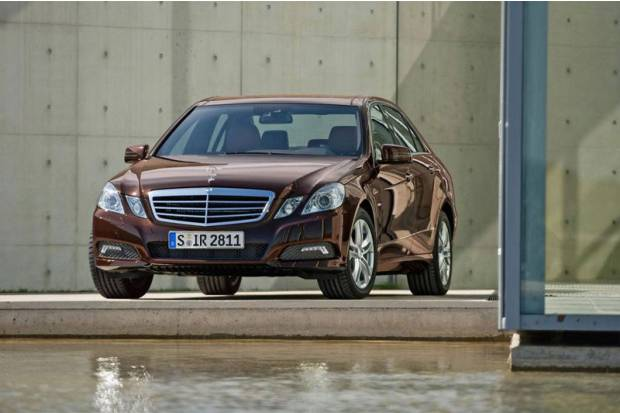 Mercedes obtiene máxima calificación EuroNCAP en tres de sus coches