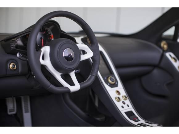 McLaren 650S Spider Al Sahara 79: un deportivo que vale su peso en oro