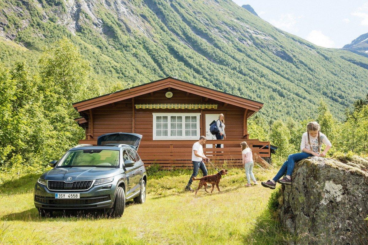 Los mejores SUV para familias
