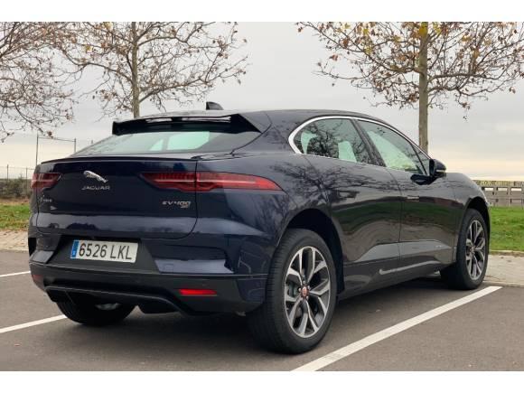 Prueba del Jaguar i-Pace EV400: autonomía, precio, opinión, datos,...