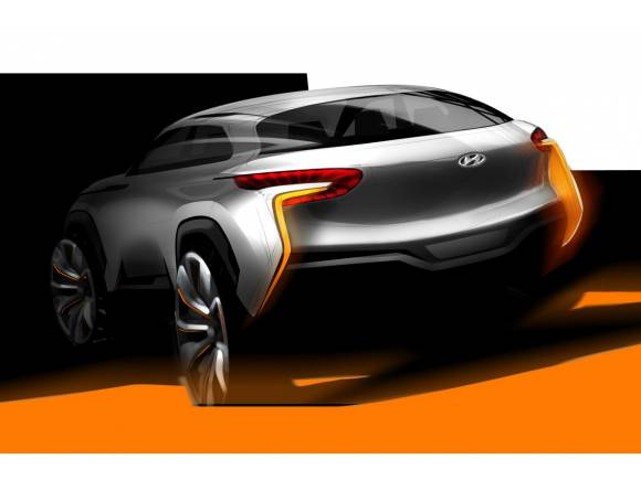 Primera imagen del Hyundai Intrado Concept
