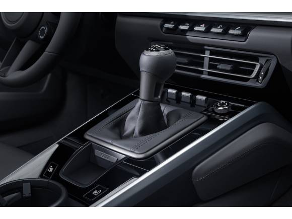 Vuelve el Porsche 911 con cambio manual de 7 velocidades