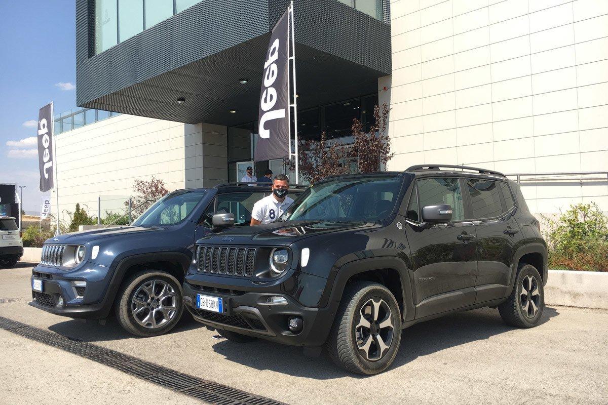 Prueba Jeep Renegade 4xe