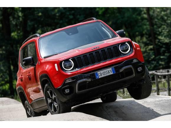 Prueba Jeep Renegade 4xe: nuestra opinión sobre el primer híbrido enchufable de la marca