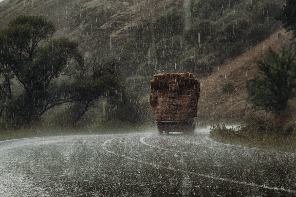 conducir tormenta