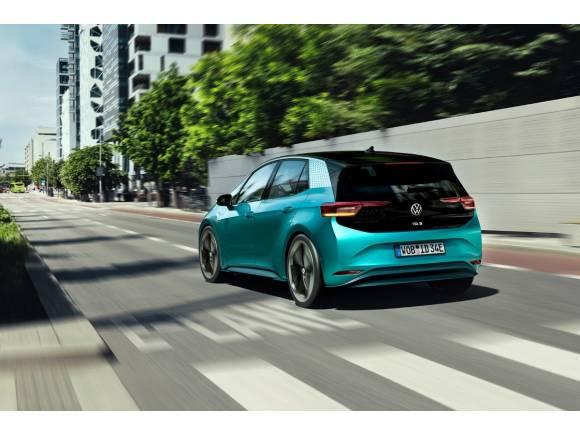 Los coches eléctricos deberán emitir sonidos... y así es el del Volkswagen ID.3