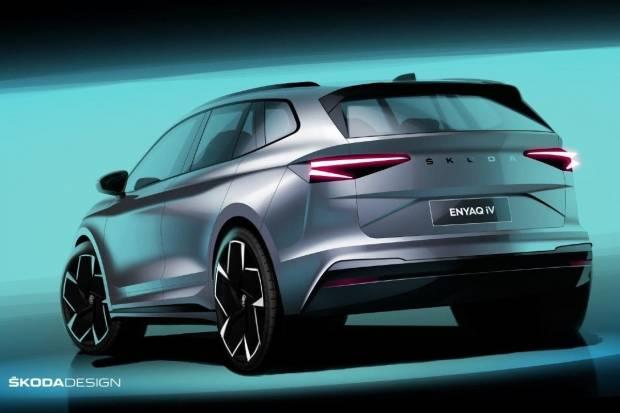 EN DIRECTO, 18.40H: Presentación del Skoda Enyaq iV, SUV 100% eléctrico