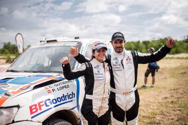 Participa en el Dakar 2018 gracias a BFGoodrich