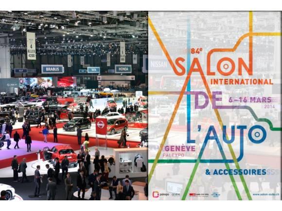Salón de Ginebra 2014: Todas las novedades