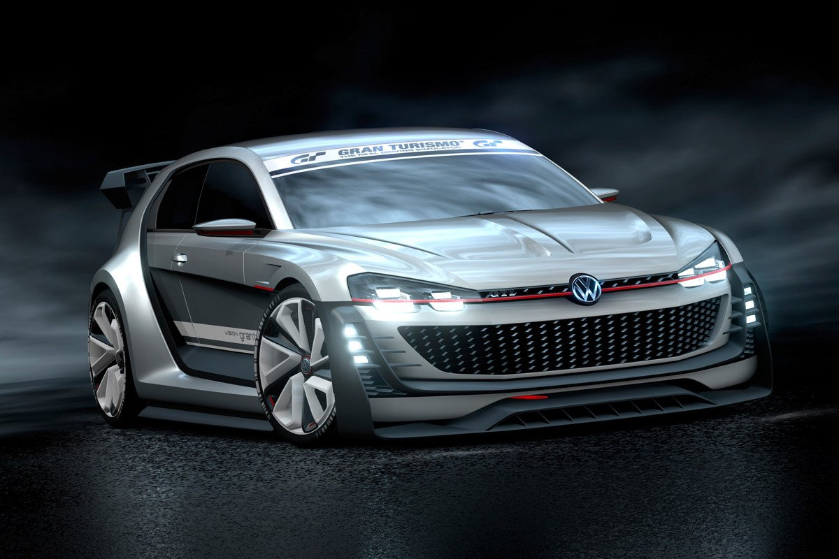 Volkswagen Golf GTI Supersport Vision Gran Turismo