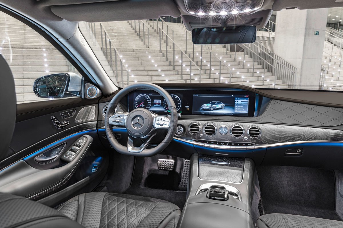 Mercedes Clase S 560 e