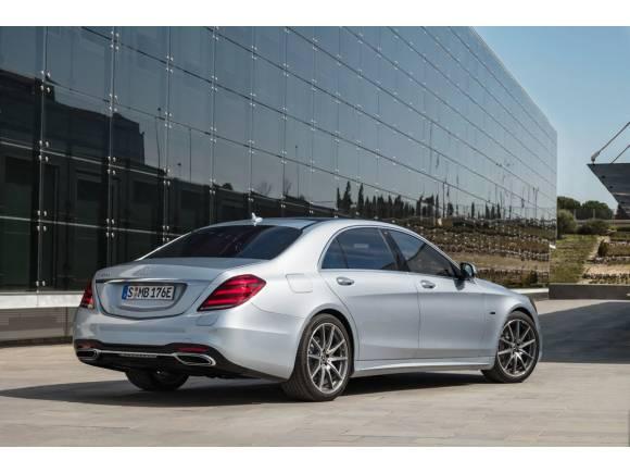 Nuevo Mercedes Clase S 560 e: el híbrido enchufable ya a la venta
