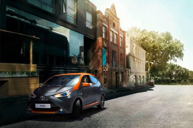Toyota Aygo: llega la renovación del 2020 con nueva gama de colores