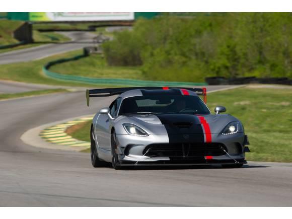 Nuevo Dodge Viper ACR, el más rápido de la historia