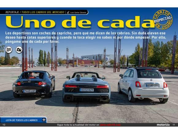 Descárgate nuestra revista digital: Motorlife Magazine 106
