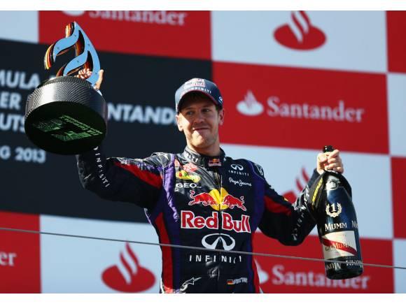 F1 2013. Gran Premio de Alemania: Vettel vence en casa y apunta a su cuarto título