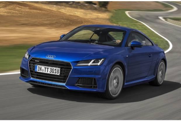 Audi añade la tracción quattro al TT Coupé y TT Roadster con motor TDI