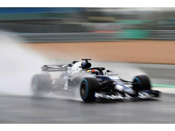 Fórmula 1: Aston Martin Red Bull ya rueda con su RB14