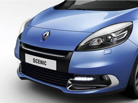 Vídeo: Renault Scénic y Grand Scénic 2012