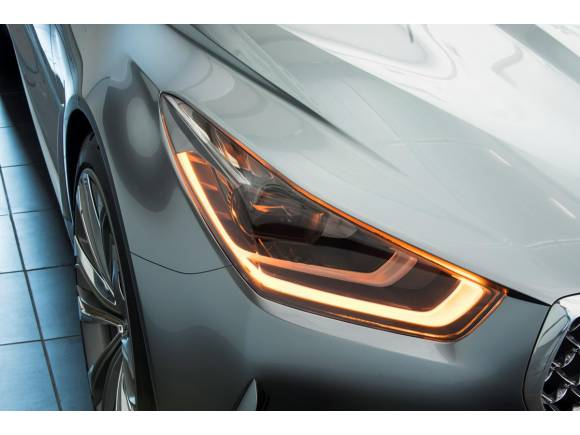 Hyundai Vision G Coupé Concept ¿el futuro Genesis Coupé?
