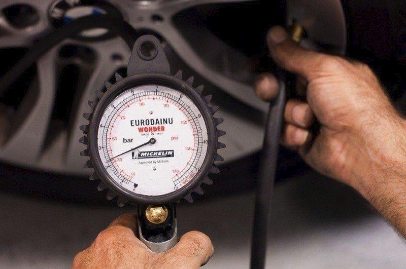 medir presion neumatico