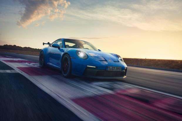Vídeo: disfruta del Porsche 911 GT3 sobre el circuito de Paul Ricard
