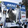 Rally de Suecia: Ogier consigue la primera victoria del Volkswagen Polo