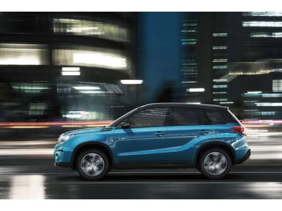 Nuevo Suzuki Vitara 2015, más compacto para luchar con los SUV urbanos
