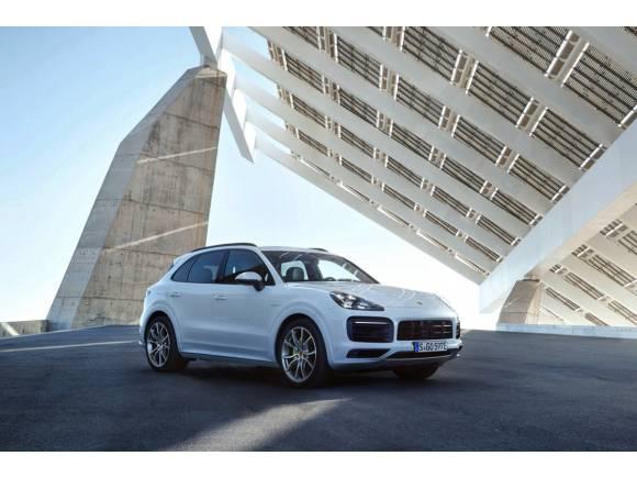 Nuevo motor híbrido enchufable para el Porsche Cayenne