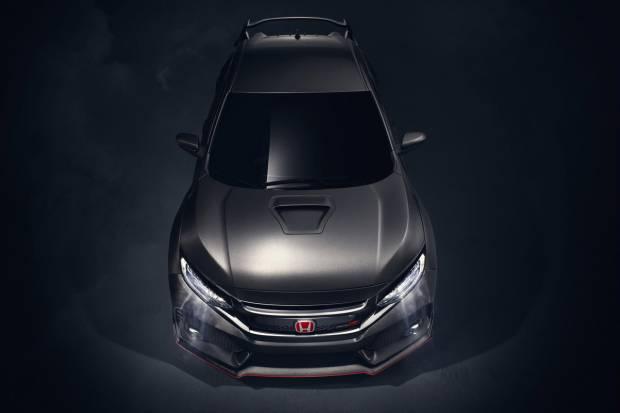 Las principales novedades de Honda en el Salón de Ginebra 2016
