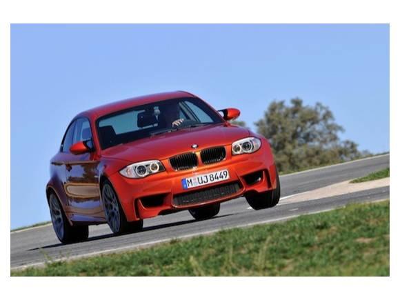 Vídeo: BMW Serie 1 M Coupé en movimiento