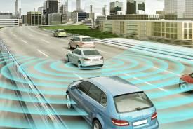 Bosch empieza a producir en serie el sensor de radar trasero