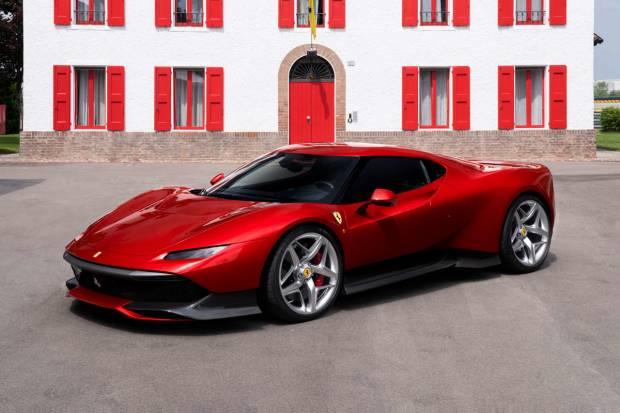 Ferrari SP38, el deportivo a la carta