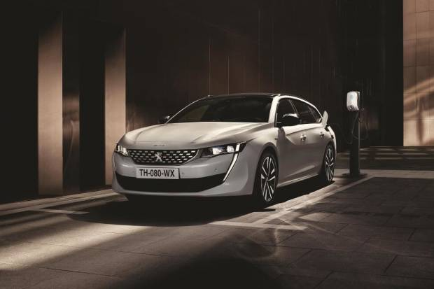 Nuevo Peugeot 508 SW Hybrid: vídeo y datos