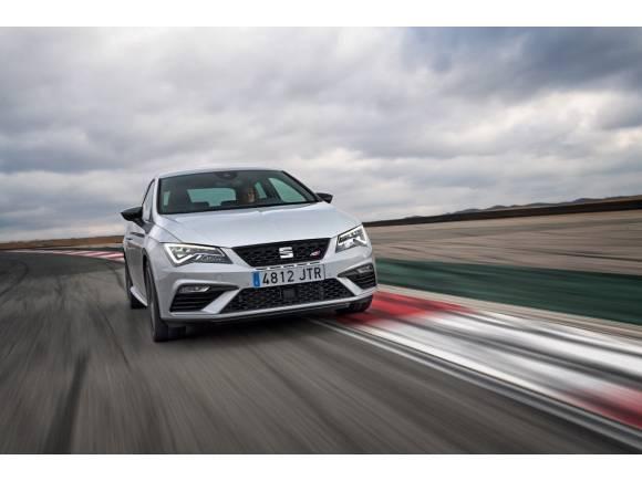 Seat León Cupra 300 CV: casi de carreras desde 34.000 €