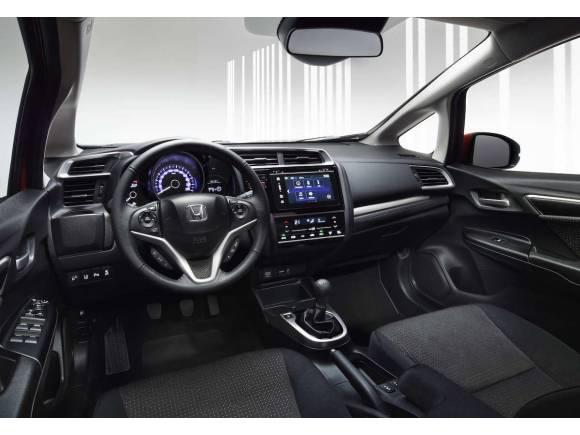 Honda Jazz 2015, se presenta en el Salón de Ginebra 2015