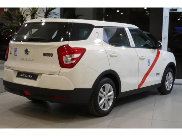 Homologan el Ssangyong XLV GLP como taxi