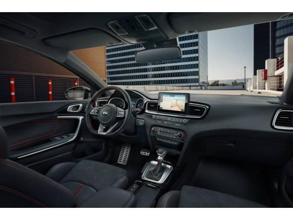 Nuevo Kia Ceed GT, el más potente del compacto coreano
