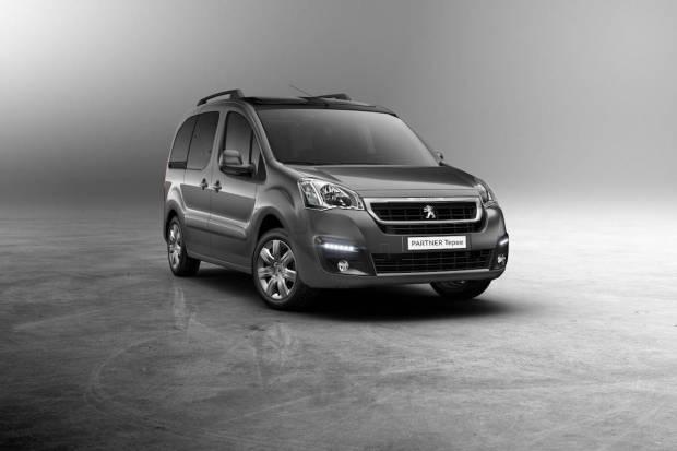Nuevo Peugeot Partner Tepee Style, con acabado familiar
