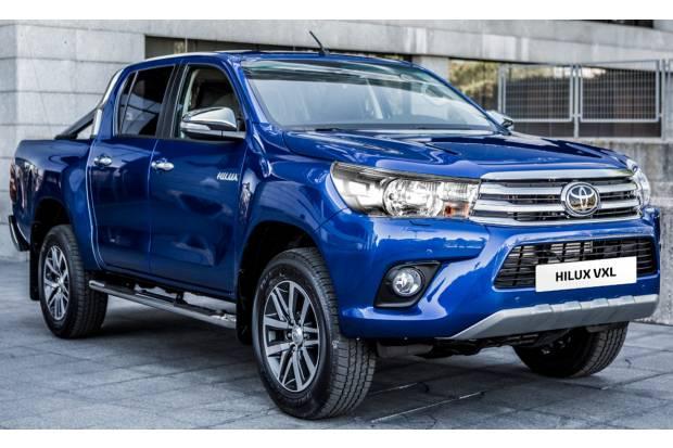 Nuevo Toyota Hilux 2018, con más equipamiento para el ocio