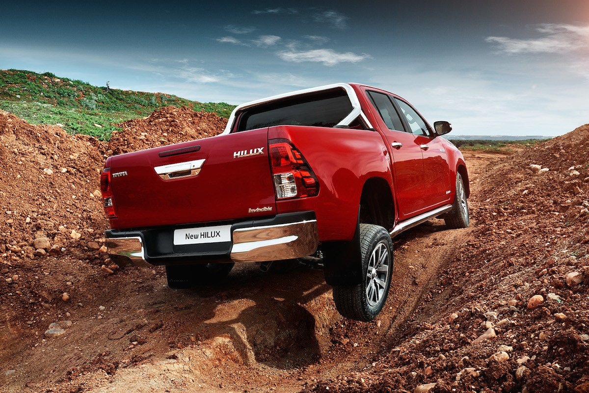 Pin Honduras Toyota Hilux Images To Pinterest Toyotas Usados En Guatemala