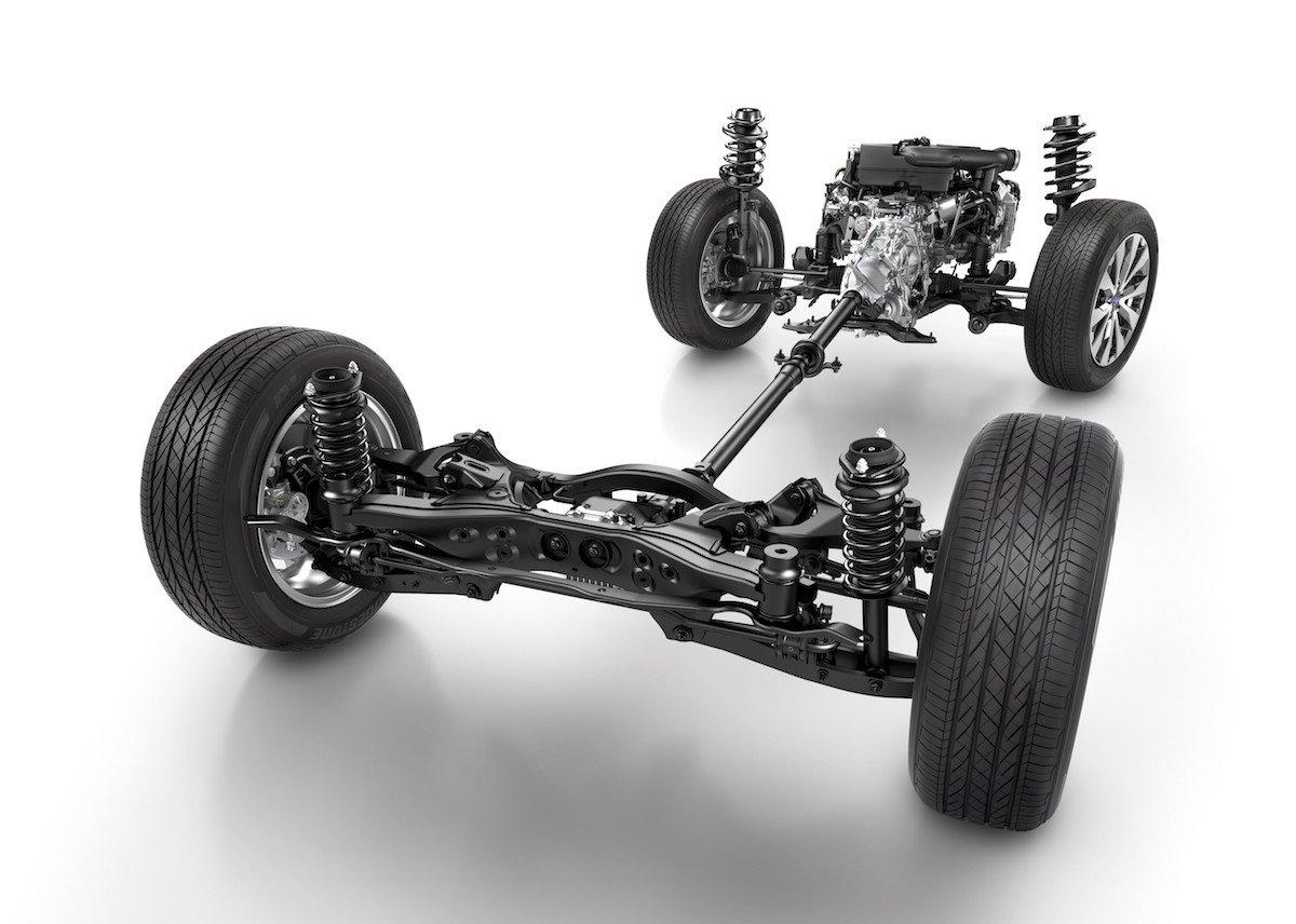 Subaru, diversión con efectividad