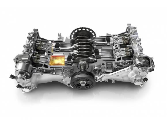 Conducir un Subaru, diversión con efectividad y seguridad