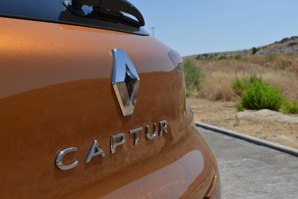 Renault Captur TCE 130